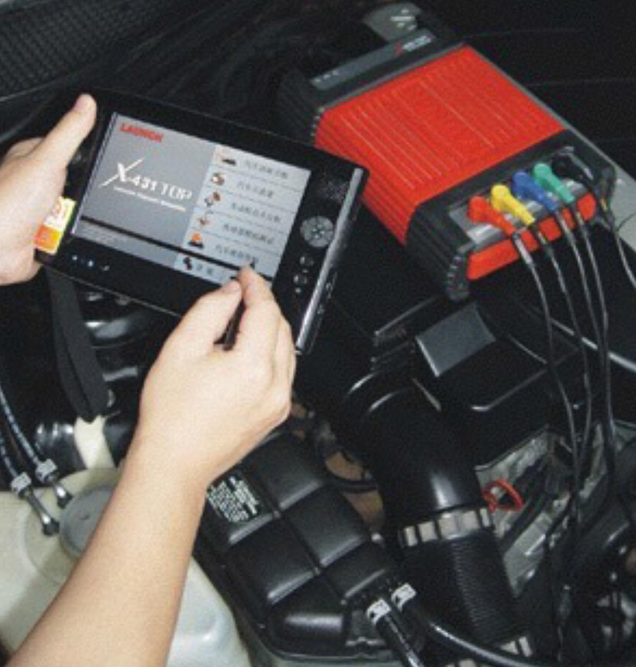 Car engine diagnostics longton preston for Garage diag auto